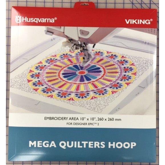 Hoop - Viking - Mega Quilters - 260 x 260