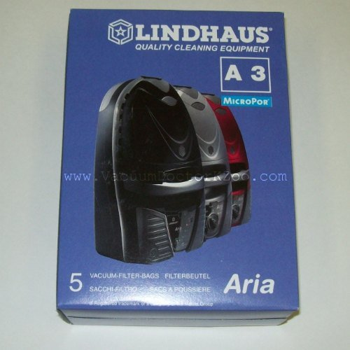BAGS - LINDHAUS A3 - Aria Canister