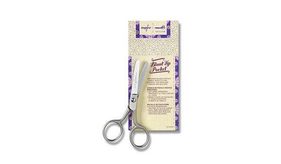 Scissor - INSPIRA - 4.5 BLUNT TIP POCKET