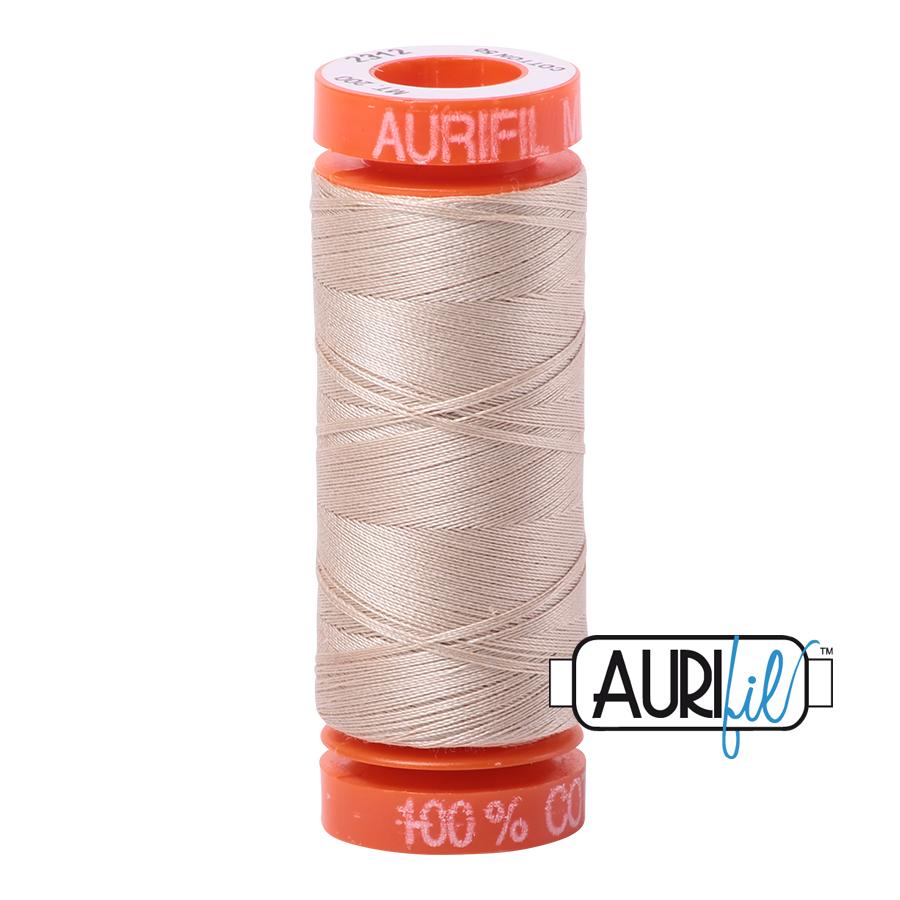 THREAD - AURIFIL 50wt Cotton 220YD - 2312