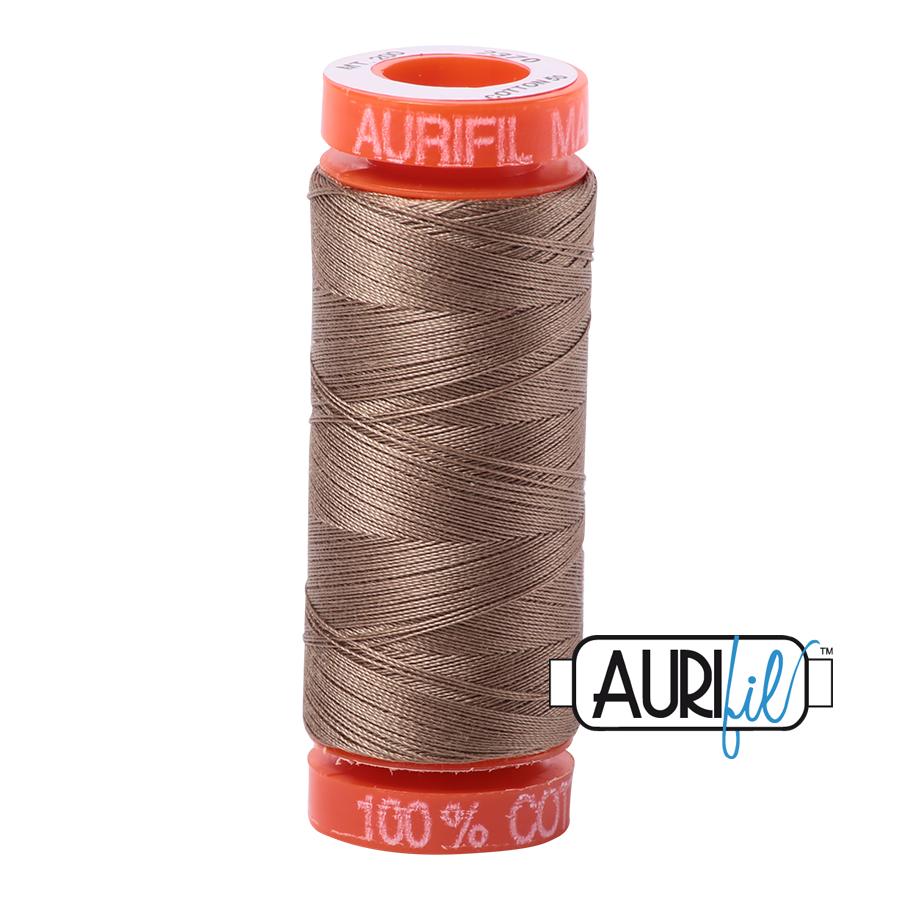 THREAD - AURIFIL 50wt Cotton 220YD - 2370