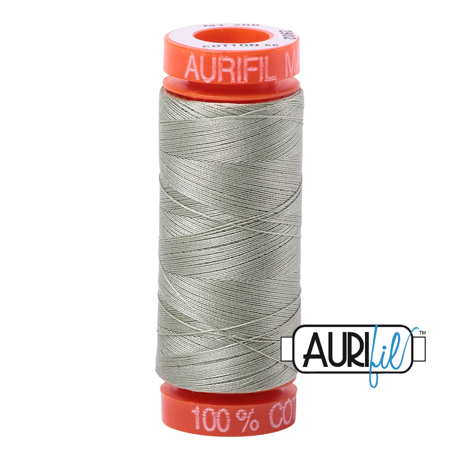THREAD - AURIFIL 50wt Cotton 220YD - 2902