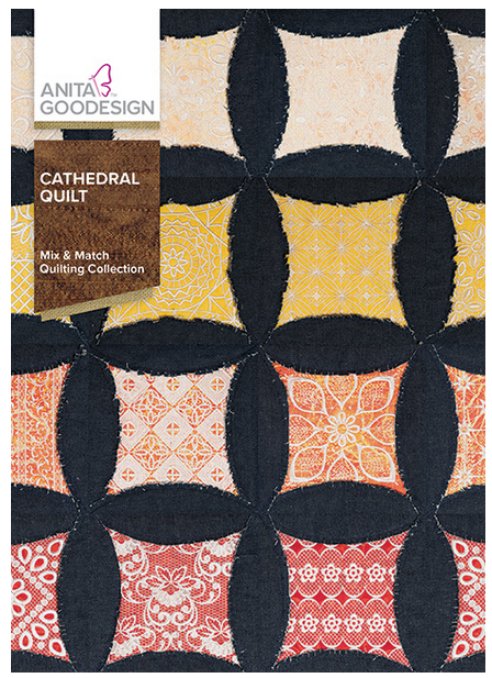 Cathedral Quilt - Anita Goodesign Full Collection