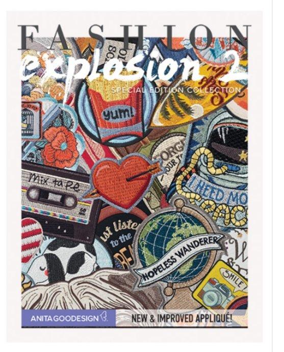 Fashion Explosion 2 - Anita Goodesign SPECIAL EDITION