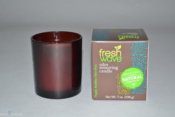 Fresh  Wave - Candle - 7oz AMBER