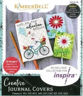 Kimberbell - Creative Journal Cover