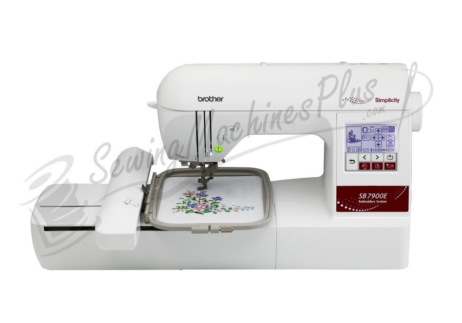 SEWING MACHINE SIMPLICITY SB40E BROTHER EMBROIDERY ONLY 40 Delectable Nx450q Brother Sewing Machine