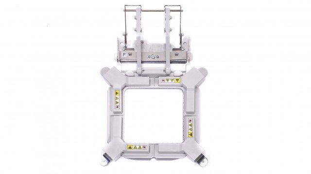 Babylock 4 x 4 Magnetic Hoop for Multi-Needle (Hoop only)