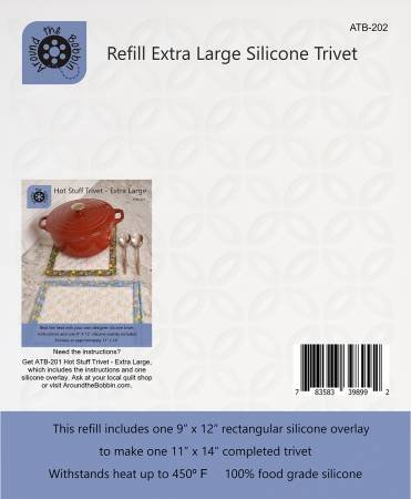 Refill Silicone Trivet and Pot Holder XL