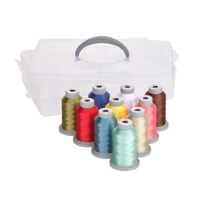 Kimberbell Candy Cane Lane Thread Kit