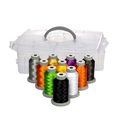 Kimberbell Candy Corn Quilt Shoppe Thread Kit