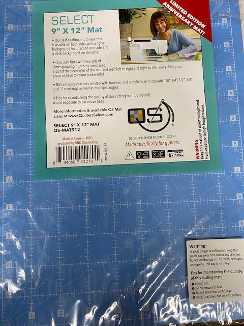 QS 9x12 Cutting Mat