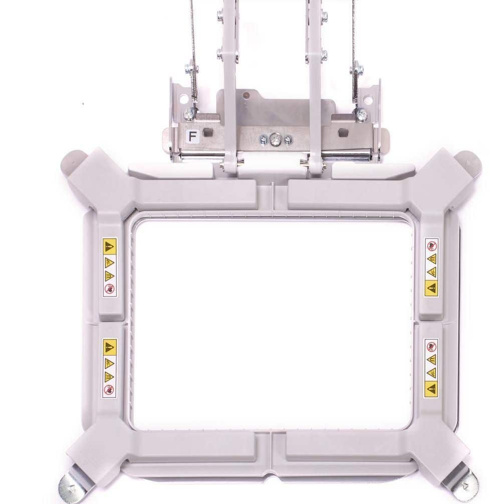 Babylock 5 x 7 Magnetic Hoop for Multi-needle (Hoop only)