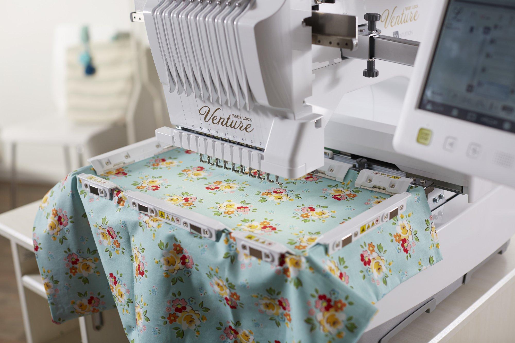 Babylock Magnetic Embroidery Hoop - Venture