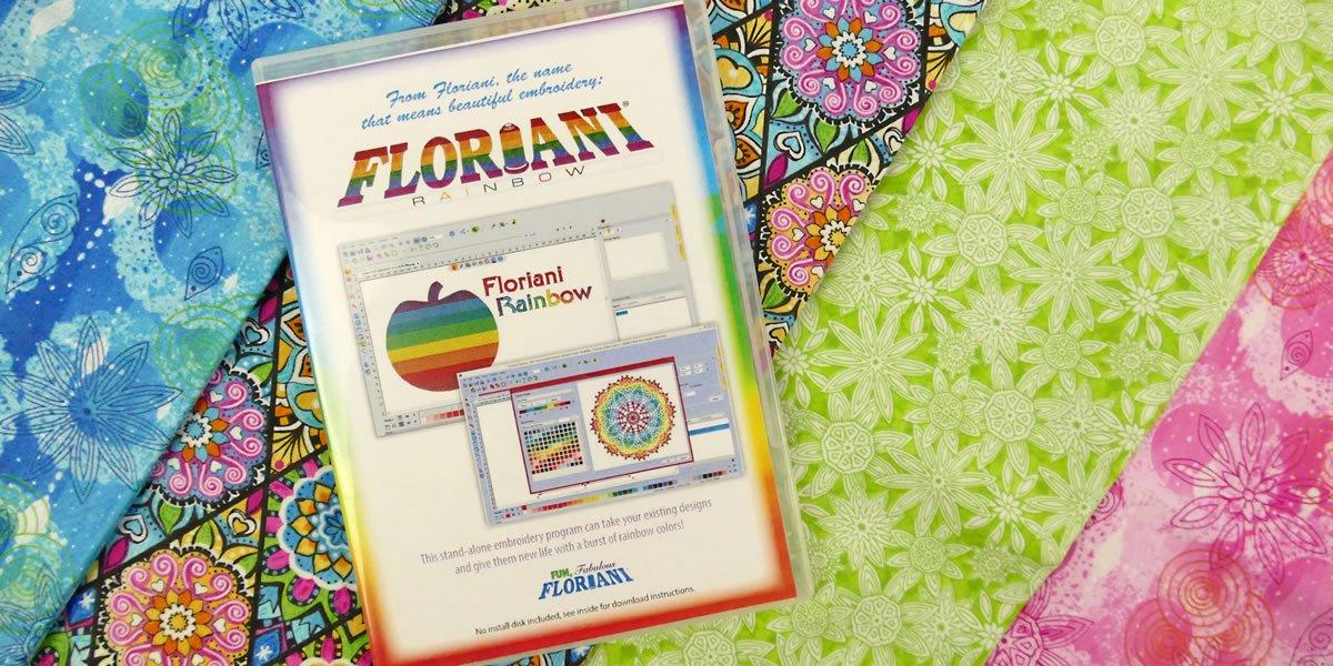 Floriani Rainbow Software