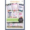 Kimberbell - Mini Wall Hanging Vol.1 Happy Home (Sewing)