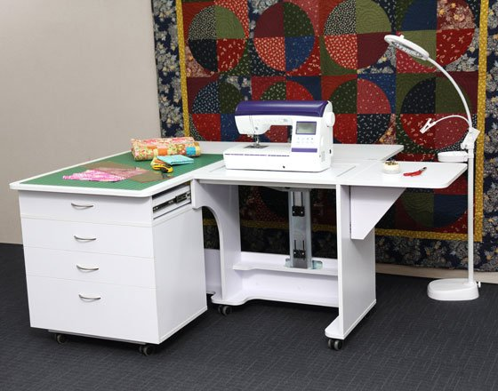 Quilter's Vision Cabinet - Tailormade