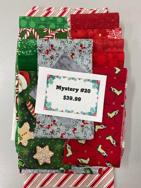 Mystery #20 Fabric Kit