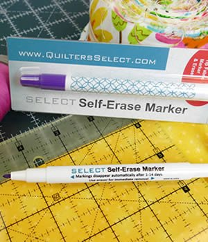 QS Self-Erase Marker