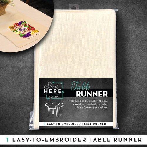 OESD Table Runner 12 x 36