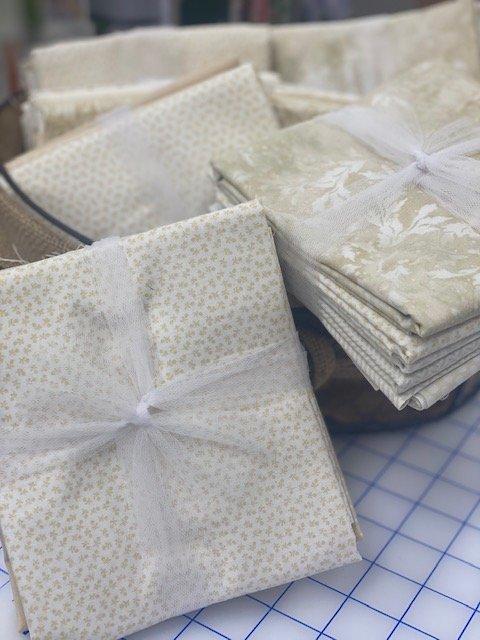 Stash Builder Fabric Bundle 2.5 yards