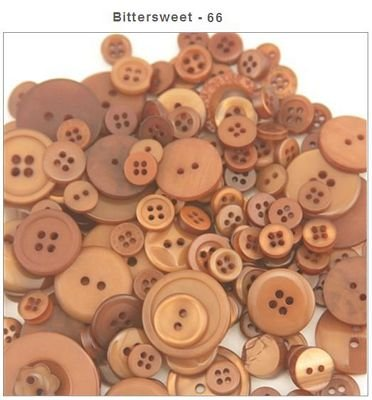 Button Bonanza - Bittersweet