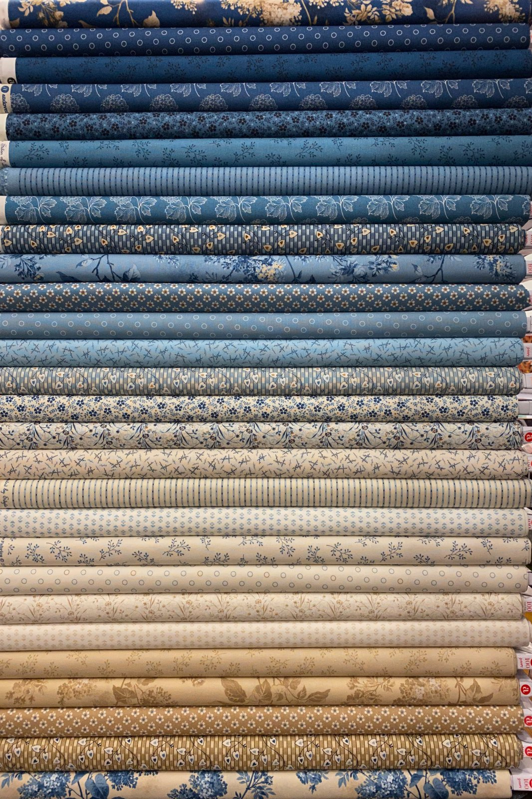 Blue Sky - 28 Fat Quarters