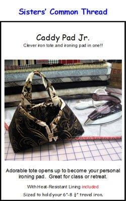 Caddy Pad Jr. Pattern