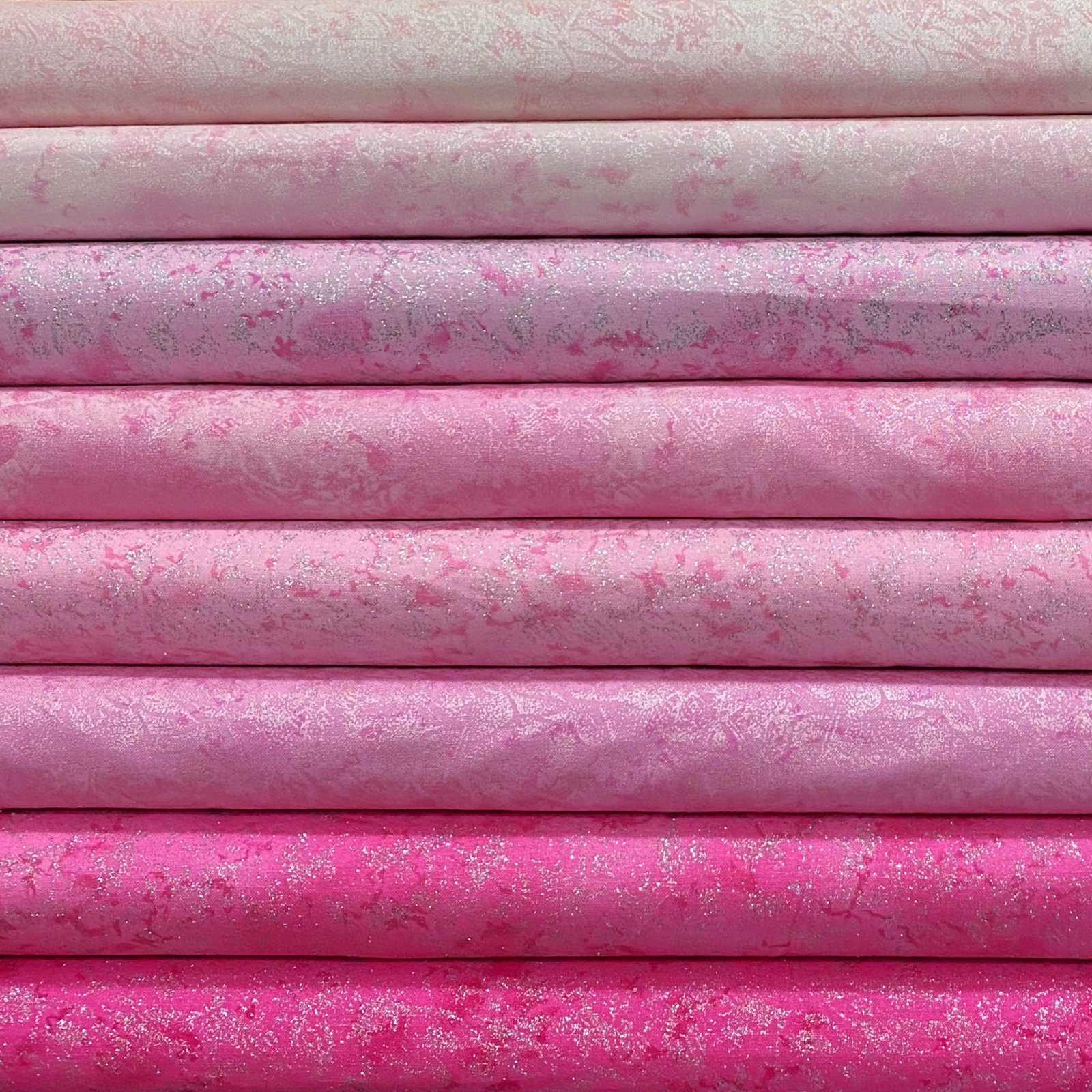 Fairy Frost Pinks - 8 FQ's