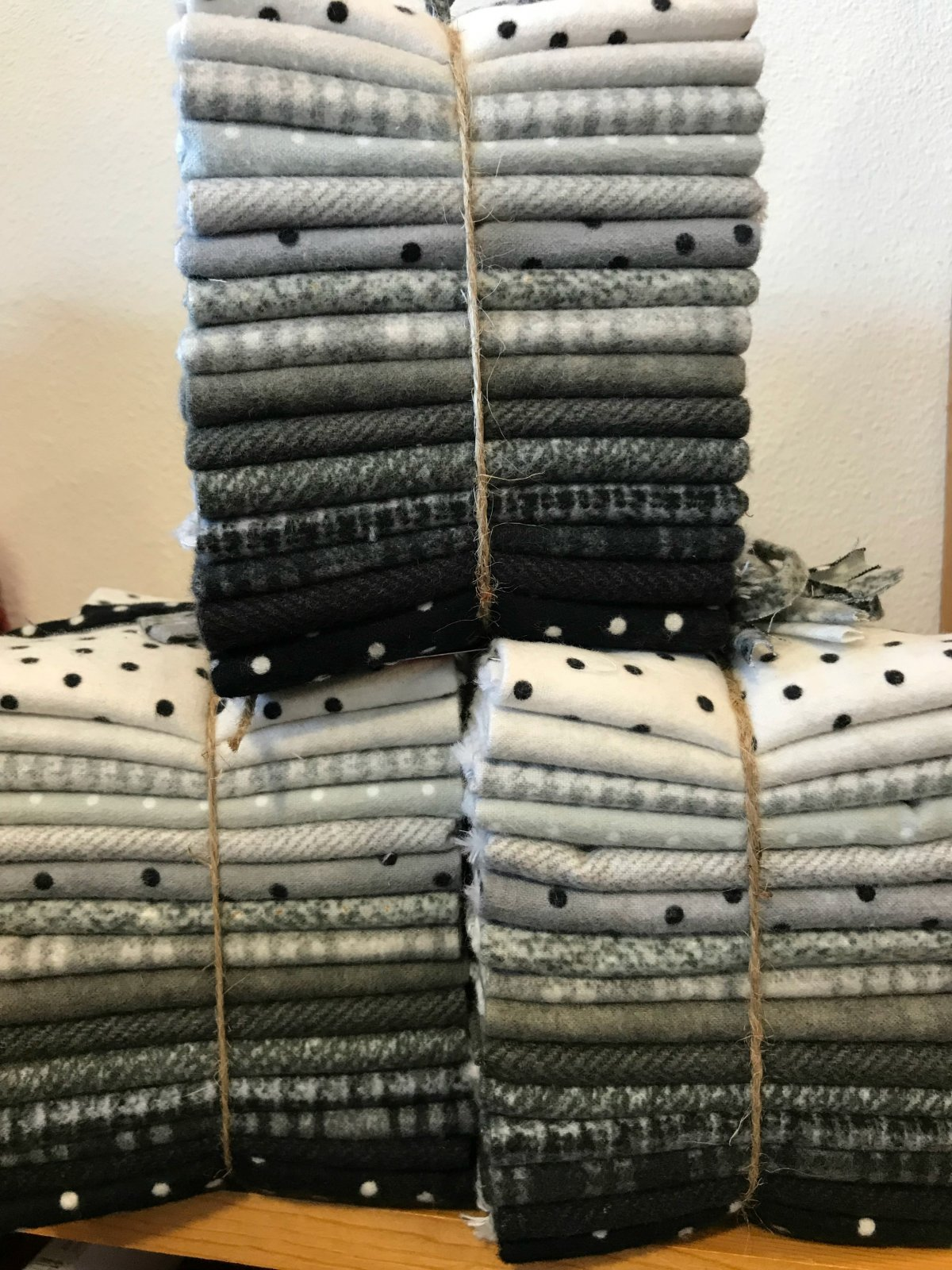 Gray Flannels - 15 FQ's