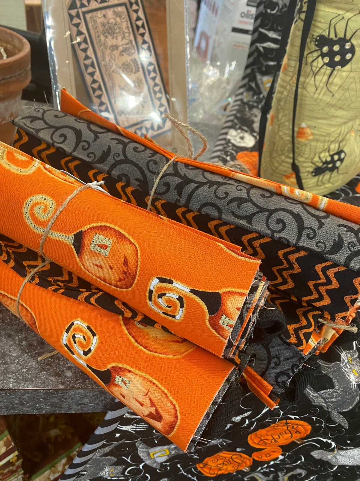 Halloween Tablerunner Kit