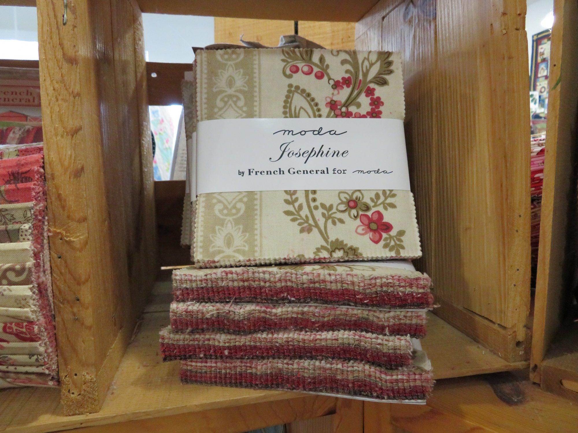 Josephine Charm Pack