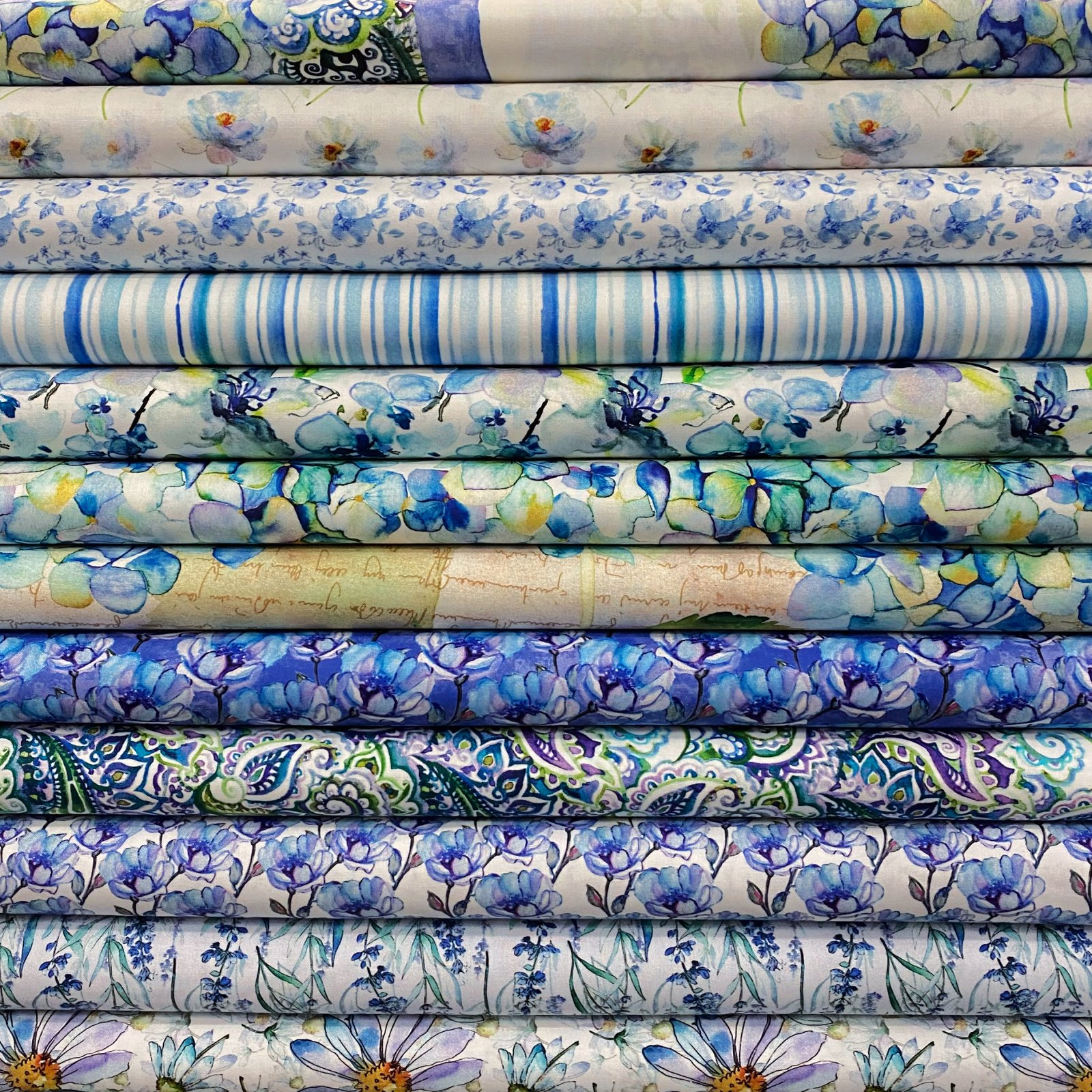 Leah Collection - 12 Half Yards