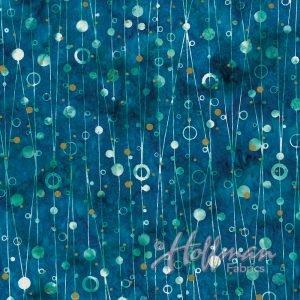 Gemstone Batiks by Hoffman