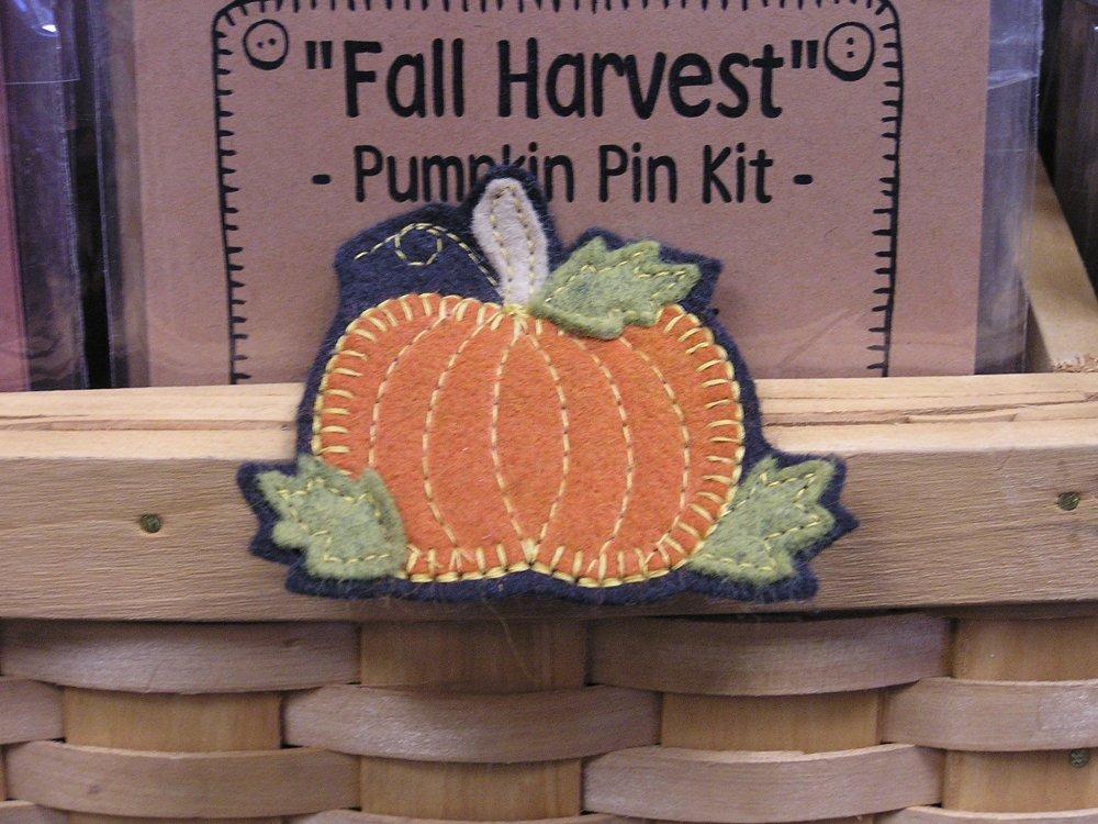 Fall Harvest Pin Kit