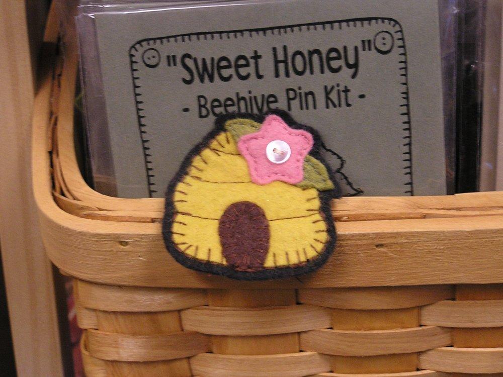 Sweet Honey Pin Kit