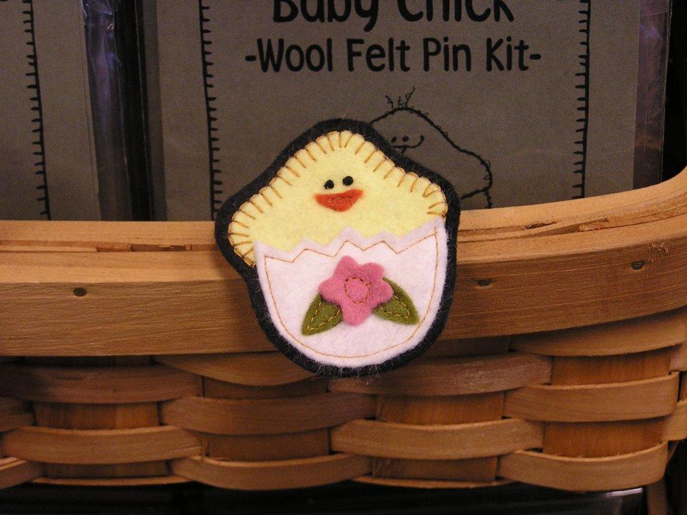 Baby Chick Pin Kit