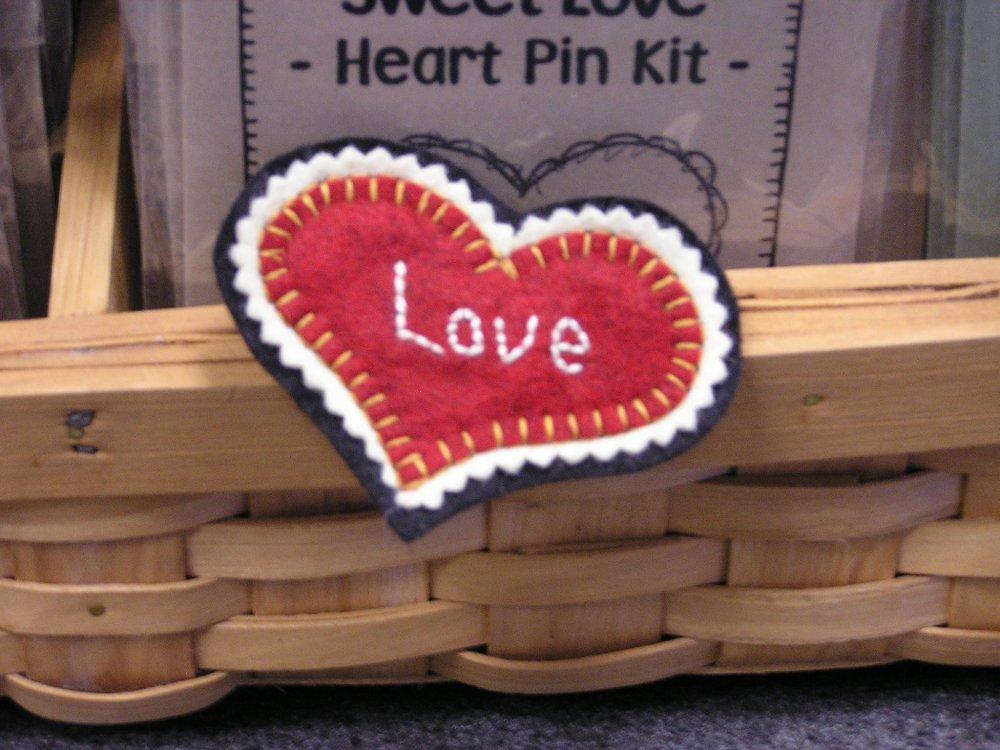 Sweet Love Pin Kit