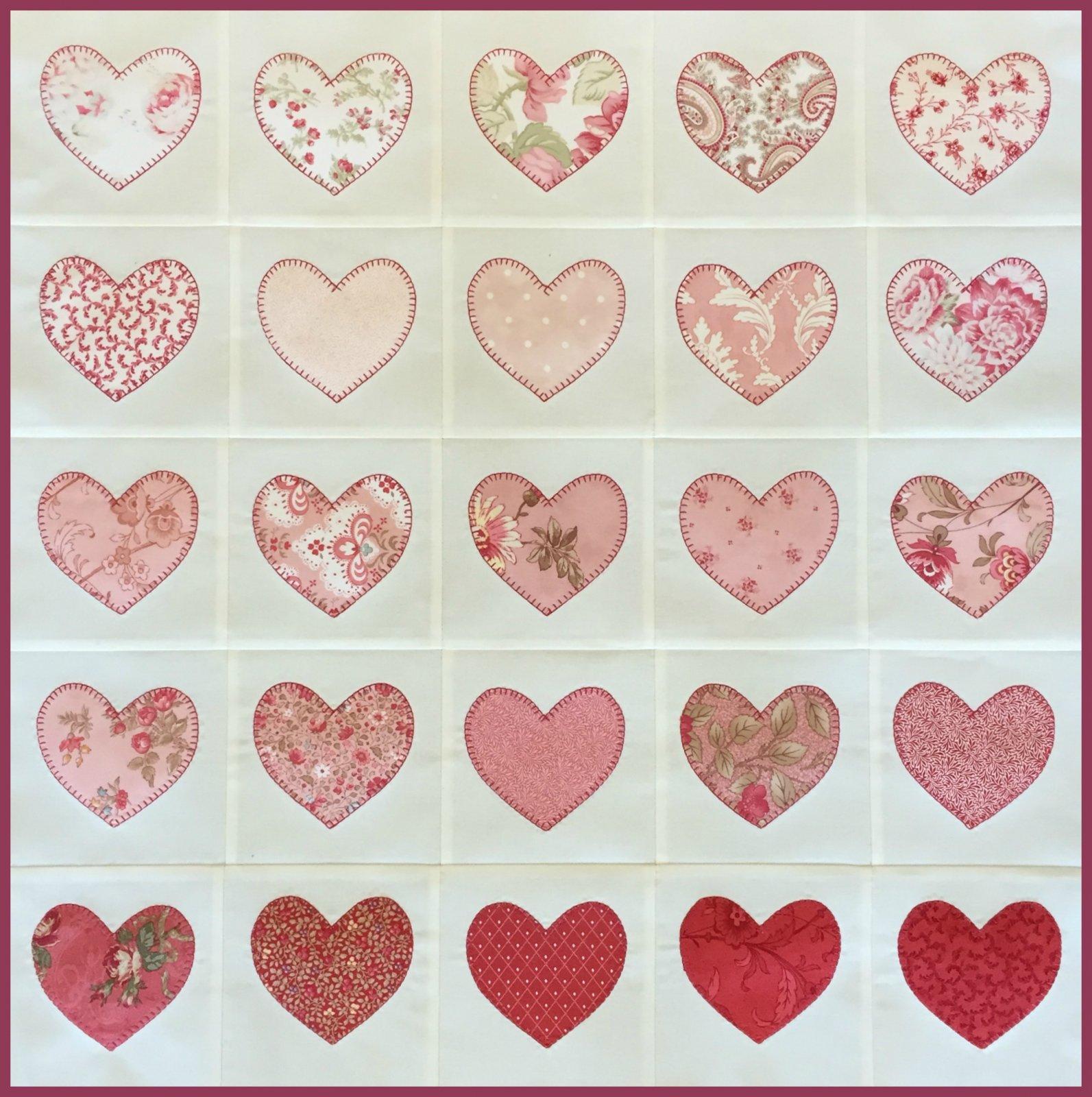 Pink Heart Kit