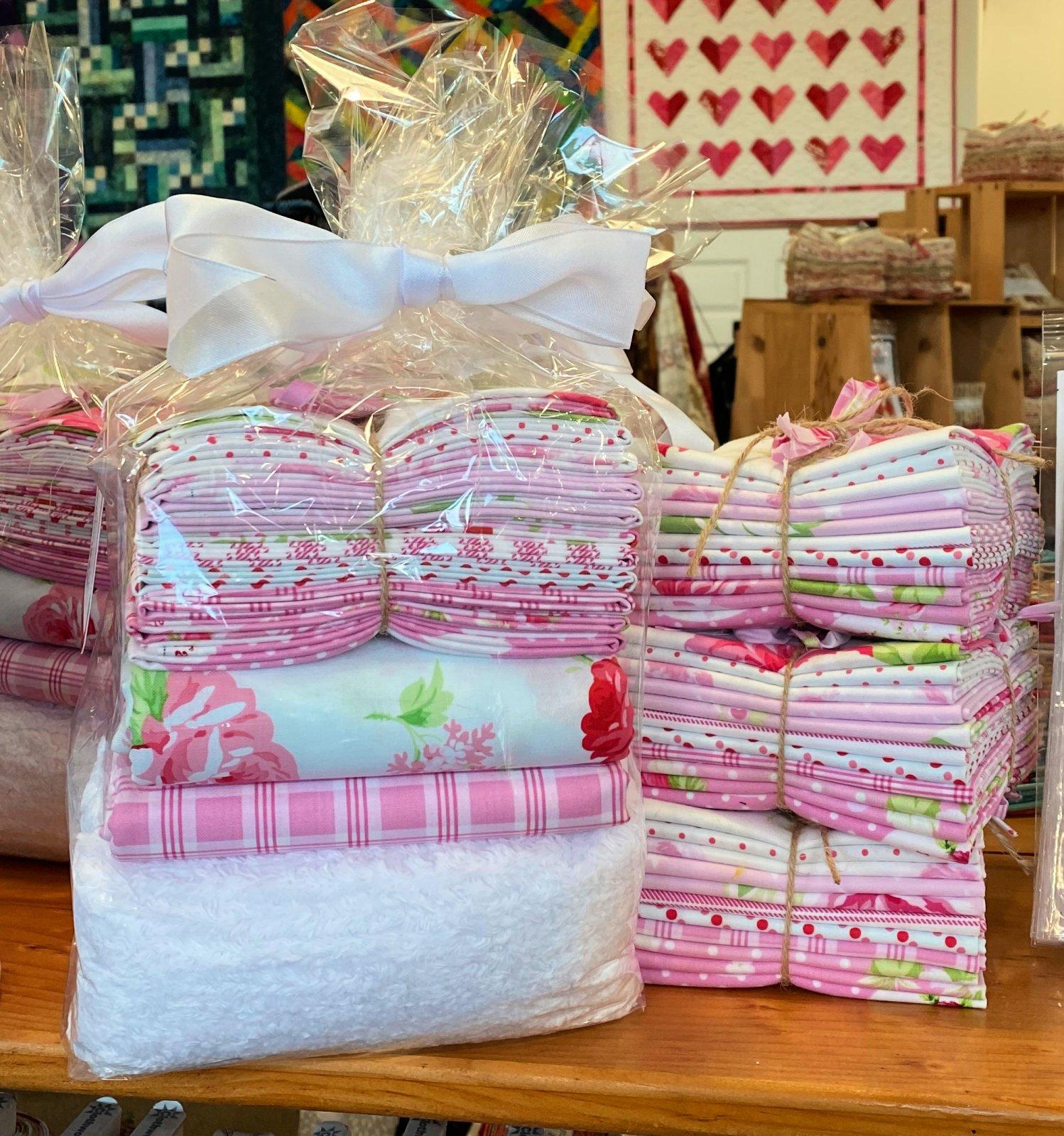Pink Shabby Chenille Kit