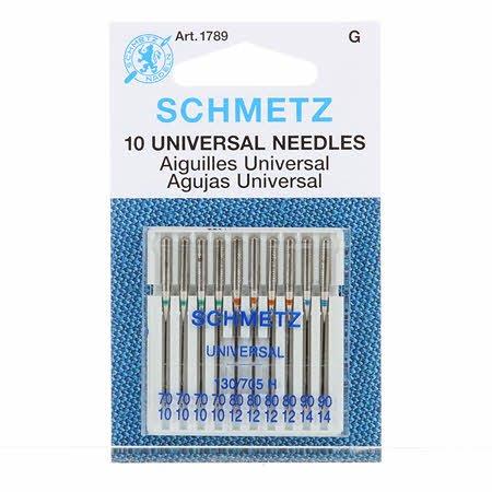 Schmetz Universal Asst 10 Pk