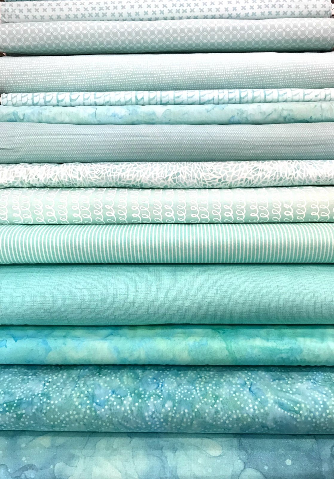 Seaside Serenity - 17 Fat Quarters