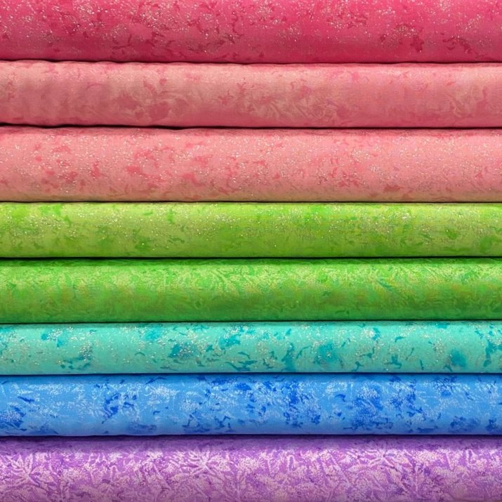 Fairy Frost Spring - 8 Fat Quarters