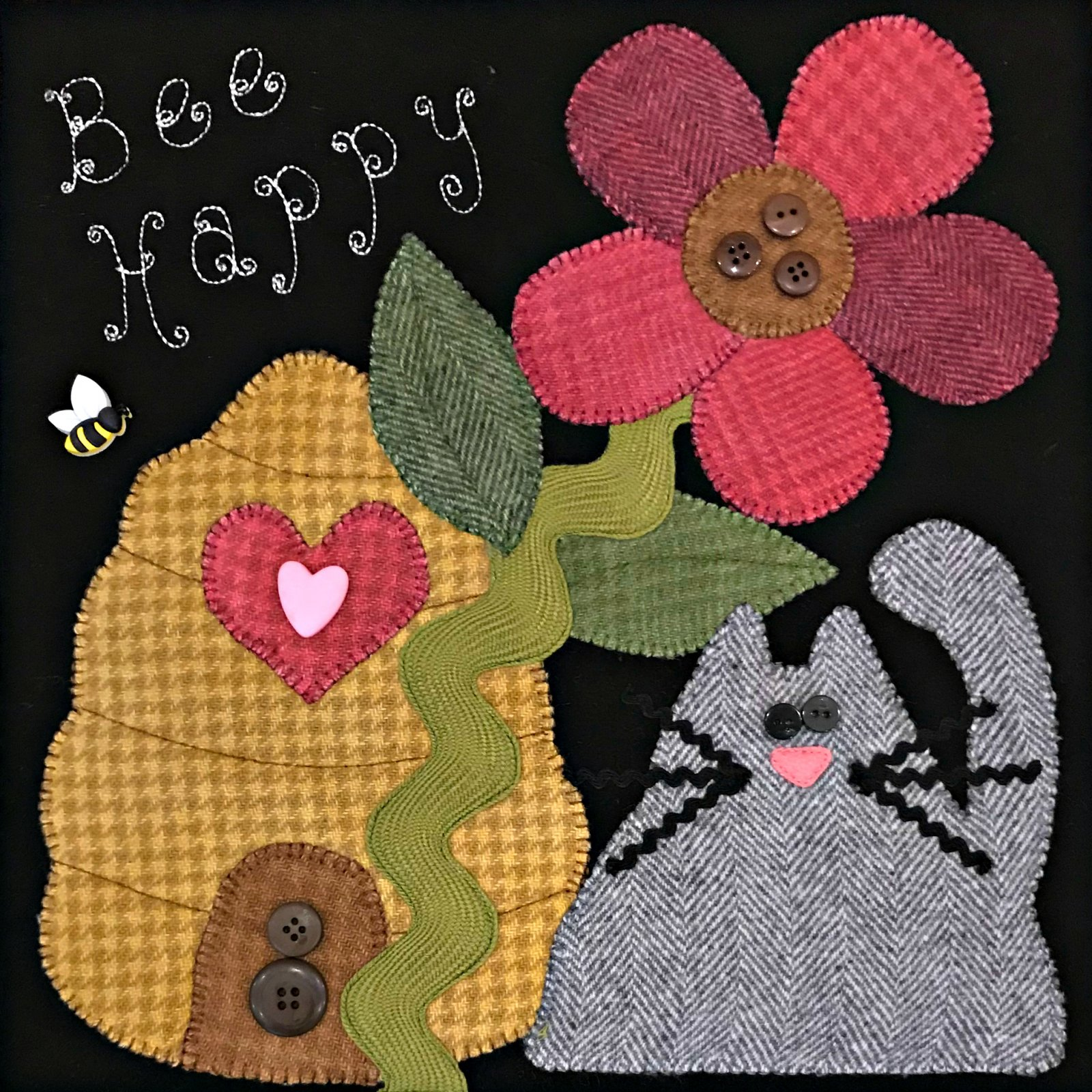 2018 Wooly Block Adventure Pattern and Kit
