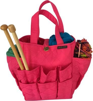 Craft Basket Fuchsia