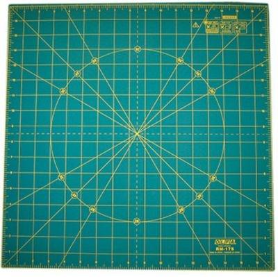 17 spinning mat