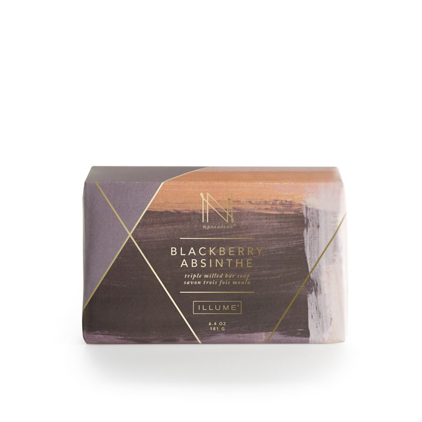 Assorted NARRATIVE Collection Triple Milled SOAP