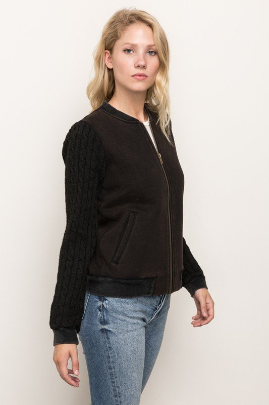 JACKET - Bomber  * Womens - 100% COTTON