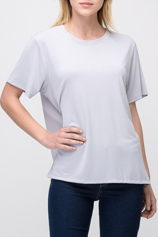 Tee - Short Sleeve CLOUD * MODAL