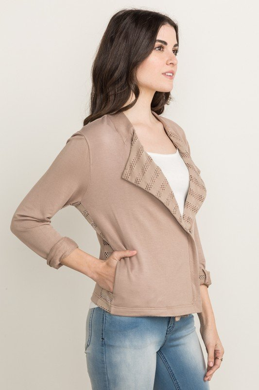 MYSTREE JACKET - Rider Crop  * Womens